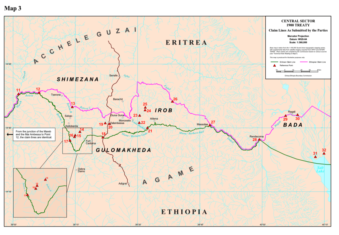 Commentary: Securing the Peace between Eritrea and Ethiopia